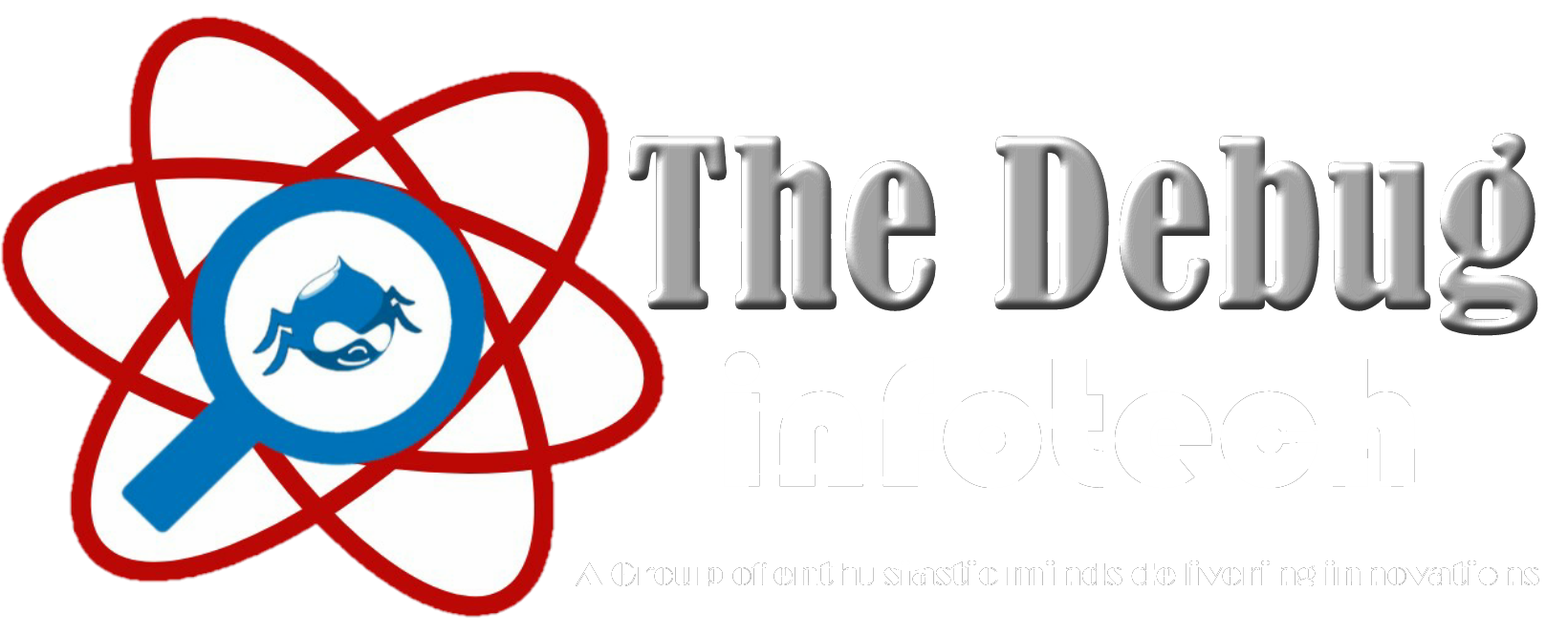 The Debug Infotech Logo